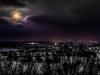 Zittau bei Nacht